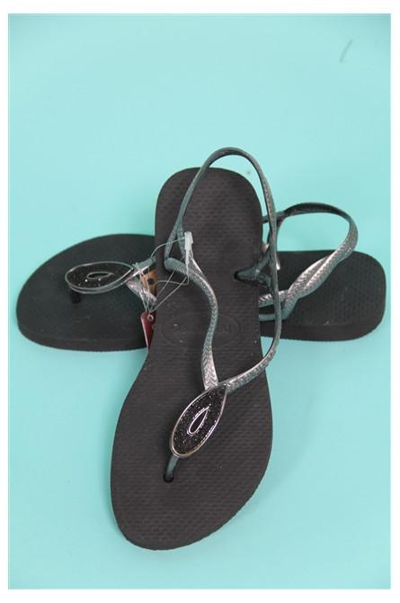 sandales havaianas noir
