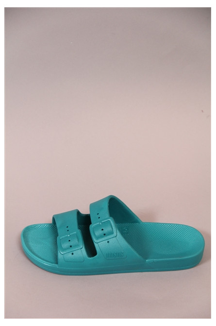 mules moses turquoise