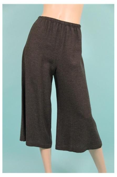 pantalon la stampa gris