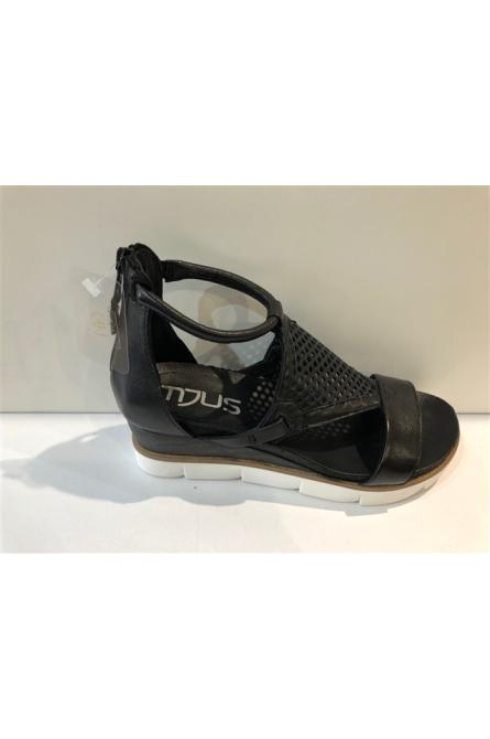 sandales mjus noir