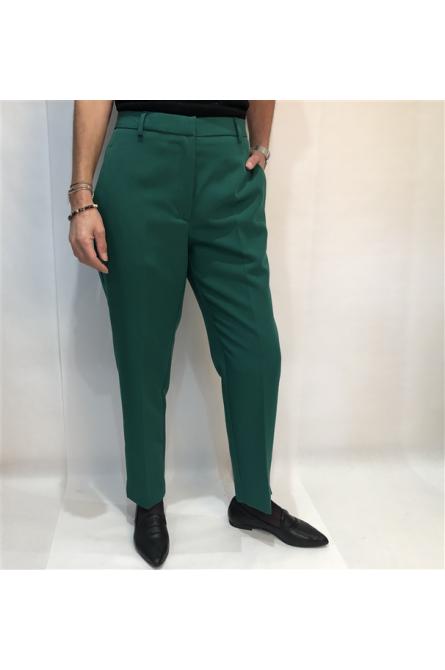 pantalon ottod'ame bleu electrique