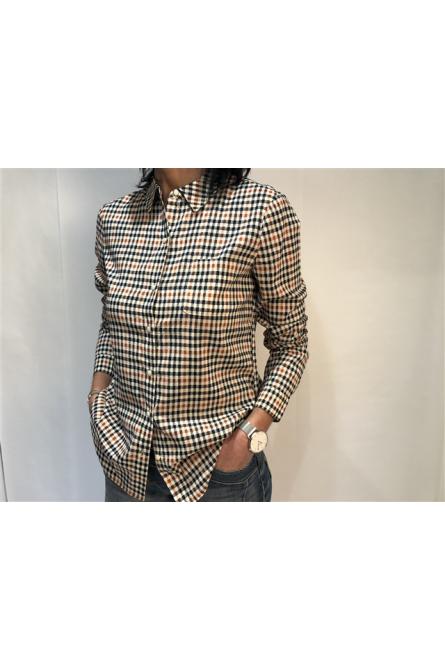 chemise maison scotch carreaux
