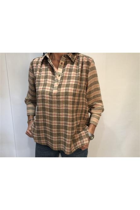 blouse indi & cold careaux