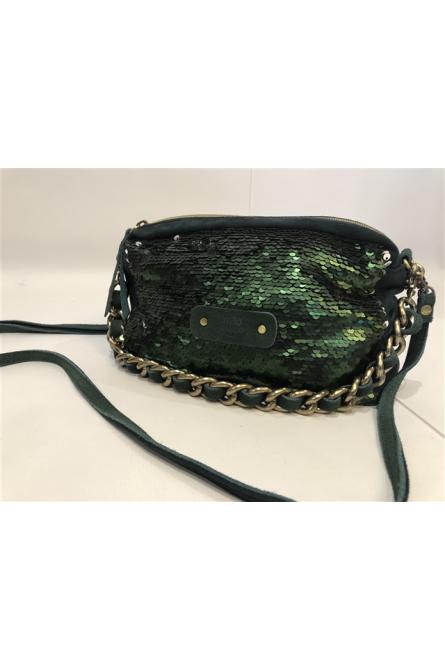 sac mila louise vert