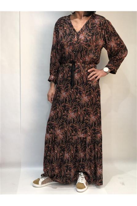 robe la petite française imprimé