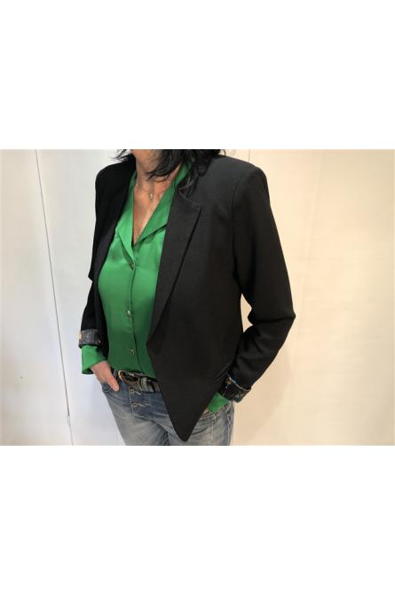 blazer pako-litto noir