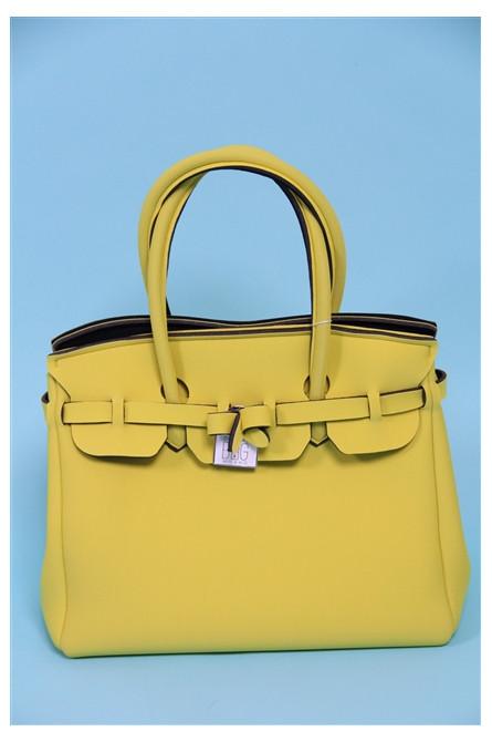 sac b-icon save my bag jaune