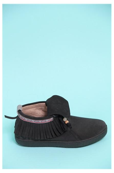 boots victoria noir
