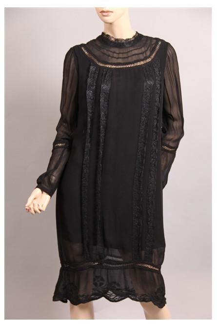 robe summum noir