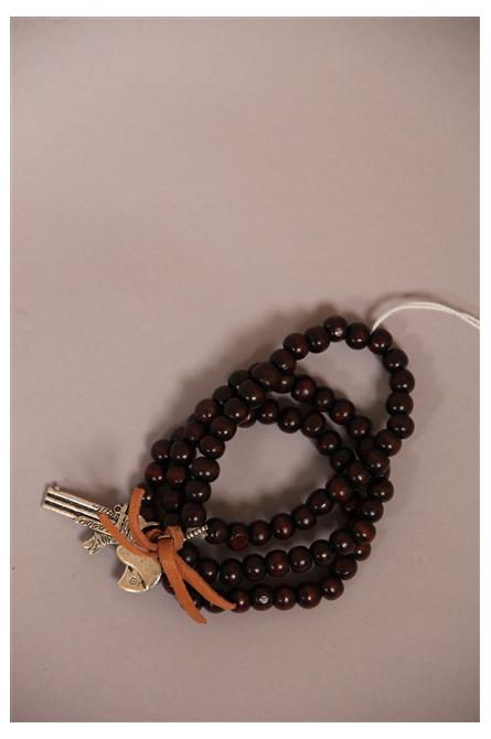 bracelets gvn by moïta ebene