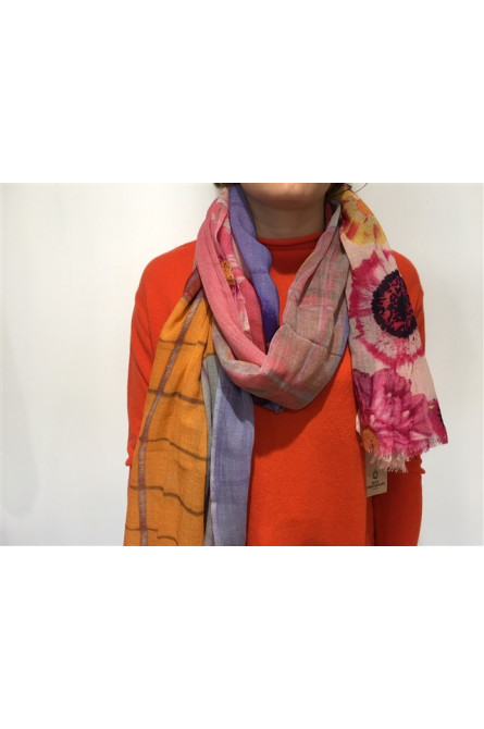 foulard becksondergaard orange