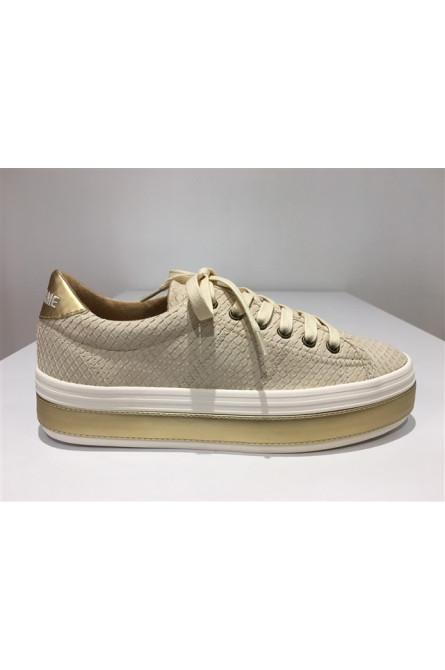 sneaker no name creme