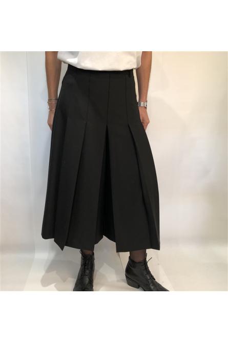 jupe culotte ottod'ame noire