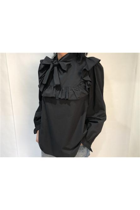 chemise ottod'ame noire