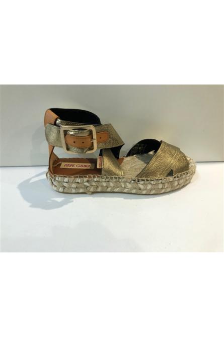 sandales pare gabia bronze