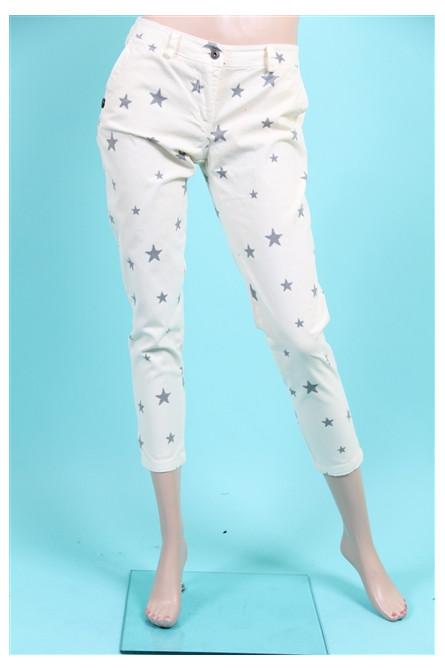pantalon pakolitto crème