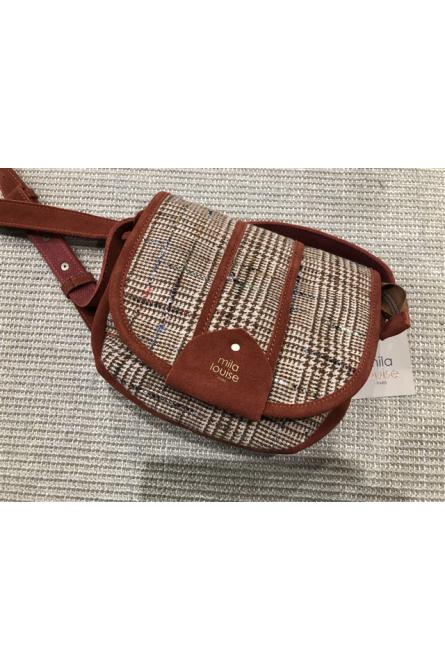 sac mila louise terracotta