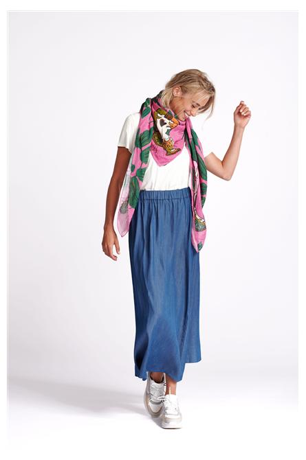 foulard  pom amsterdam multicolor
