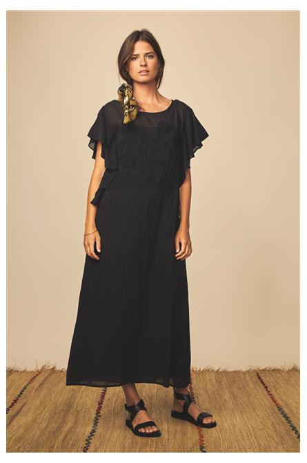 robe diega noir