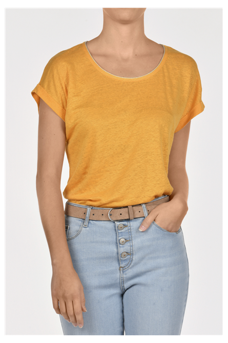 t-shirt kanopé ambre