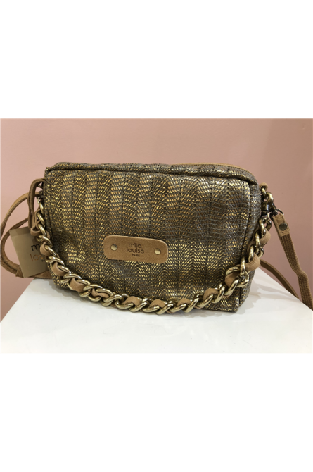 sac mila louise bronze