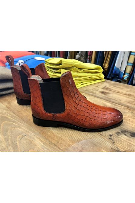 boots  melvin & hamilton rouille